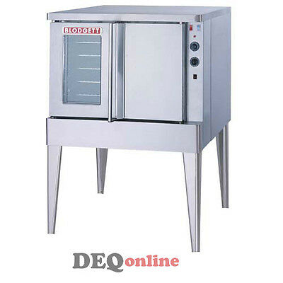 Blodgett Sho-100-g Single Full Size Gas Convection Oven