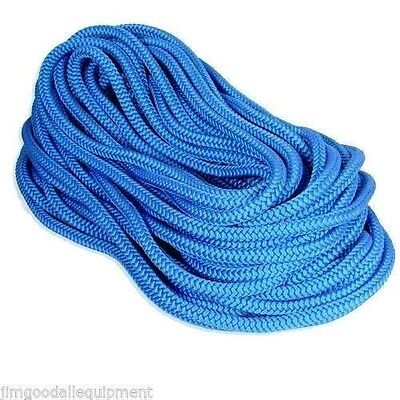 True Blue Tree Climbing Rope By Samson Rated 7300 Lb 12 Strand 12 X 150