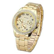 Ladies 18K Gold Watch
