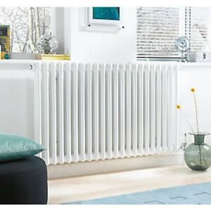 ACOVA CLASSIC 4-COLUMN HORIZONTAL RADIATOR WHITE 300 X 1042MM 3145BTU