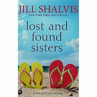 Lost and Found Sisters by Jill Shalvis Paperback