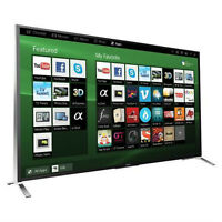 "APRIL SALE NEW SONY 70"" 3D SMART LED TV XR 240HZ 1 YEAR WTY"