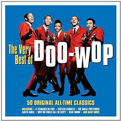 Various Artists - Very Best of Doo-Wop [New CD] UK - Import