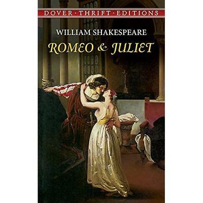 Romeo and Juliet (Dover Thrift Editions) (Paperback)