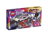 New LEGO 41107 Friends Pop Star Limo