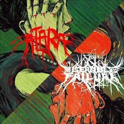 Atara   Miserable Failure   Hang Them Cd 2014 Digi Grind Hardcore France