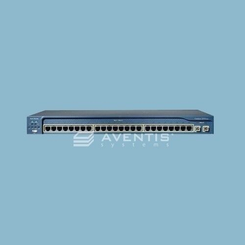 Cisco Catalyst Ws-c2950c-24 Managed 24 Port Switch