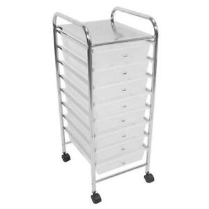 Beauty trolley salon trolleys cases ebay for Salon trolley