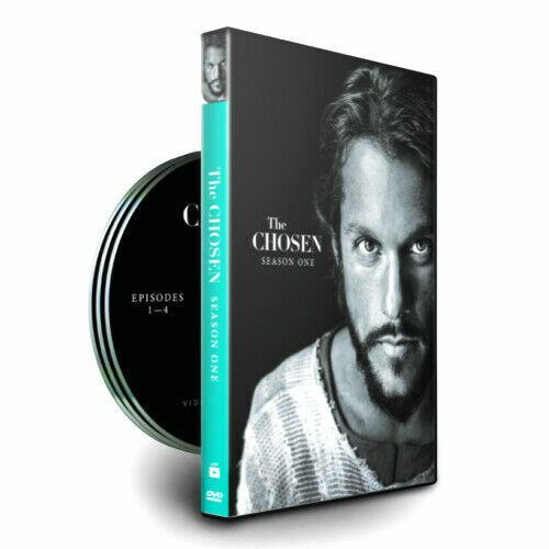The Chosen Season 1 (2-Disc Set, DVD) Christian New & Sealed Free Shipping USPS