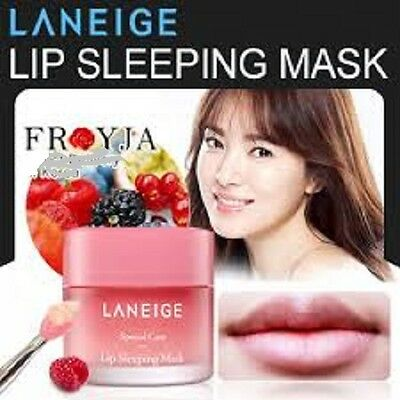 Amore Pacific Laneige Lip Sleeping Mask 20G  Lip Care  Smooth  Korea Cosmetic