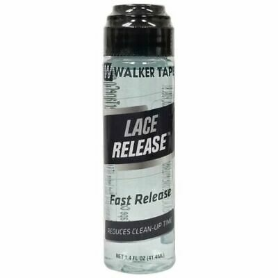LACE RELEASE BY WALKER TAPE 1.4OZ FAST ACTING LACE WIG GLUE REMOVER for sale  Shipping to India