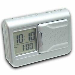 NEW Shake N Lite Awake Vibrating Alarm Clock for Deaf