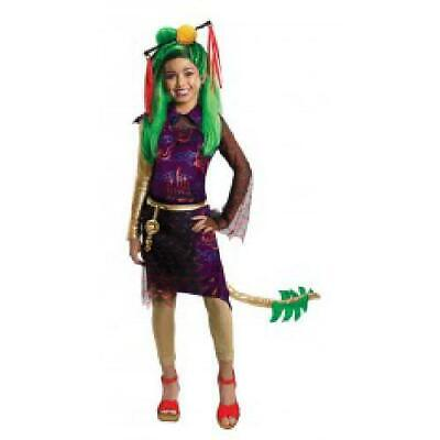 Child Deluxe Monster High Fancy dress Jinafire Long Girls Costume](Jinafire Monster High Costume)