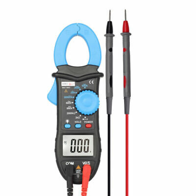Bside Acm12 Automatic Mini Digital Ac Clamp Meter 6000 Counts 200a 600v Tester
