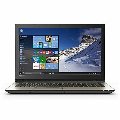 "Toshiba Satellite 15.6"" Laptop i7 12GB 1TB Windows 10 (PSPTNU-00E00M)"