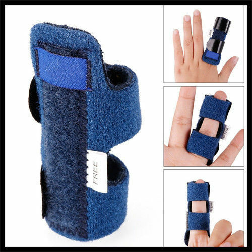 pain relief trigger finger splint straightener brace