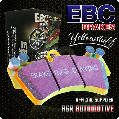 EBC YELLOWSTUFF FRONT PADS DP4940R FOR HOLDEN AUSTNZ ASTRA 16 96 98