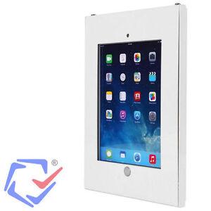 Maclean-MC-676-Supporto-da-Parete-Tablet-Antifurto-Tab-Stand-iPad-2-3-4-Air-Air2