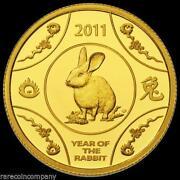 Australian Gold Lunar Coins