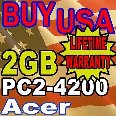 2GB Acer Aspire 5610 5630 5650 MEMORY RAM