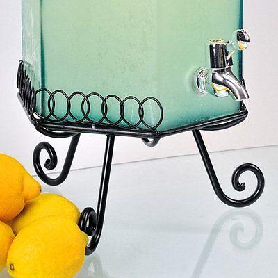Beverage Dispenser Global Amici Large Lemonade Jar Stand Drink New Fast Shipping