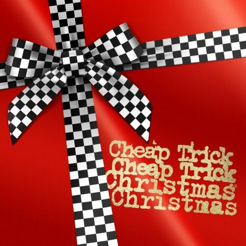 Cheap Trick Christmas Christmas 2017 CD Sealed
