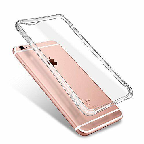 Coque transparente Silicone pour iPhone 7 et 8