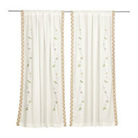 Ikea Curtains for Children's Room, New