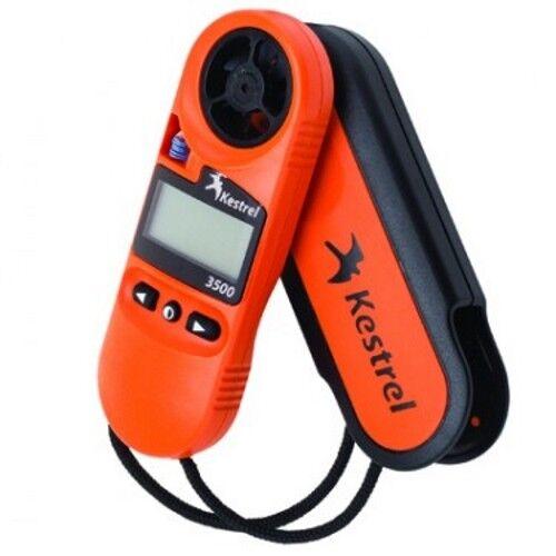 Kestrel 3500FW (0835FWORA) Handheld Weather Meter | Factory Authorized Dealer