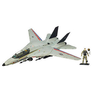 G.I. Joe Sky Striker Jet Sky Striker with Action Figure
