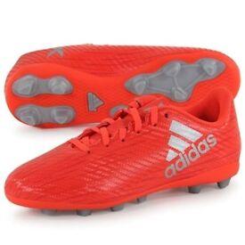 BNIB genuine adidas Junior football boots