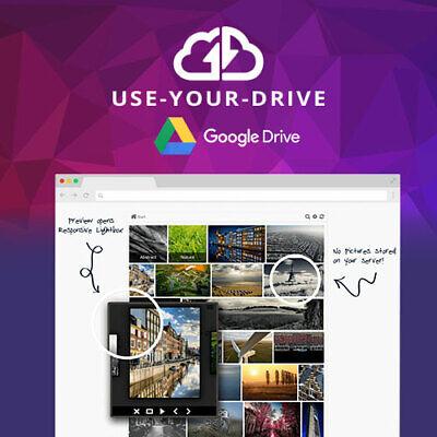 Use-your-drive Google Drive Plugin For Wordpress - Gpl Wordpress Plugins An...