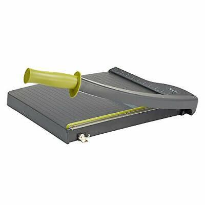 Swingline Paper Trimmer Guillotine Paper Cutter 12 Cut Length 10 Sheet Capac...