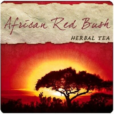 Rooibos African Red Bush HERBAL TEA - 1/2 lb. Bag African Bush Teas Tea