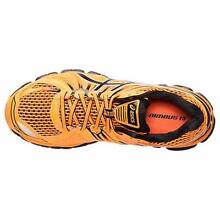 ASICS GEL NIMBUS 15 ORANGE/BLACK US13 MENS RUNNING SHOES Dee Why Manly Area Preview