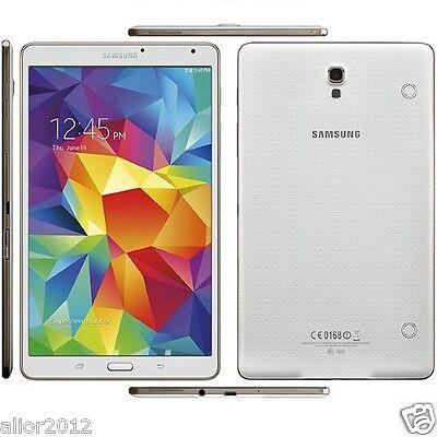 Samsung Galaxy Tab S Note T705 8.4 Wifi 4G LTE 16GB 3GB Unlocked Tablet 3 Gift (Samsung T705 Unlocked)