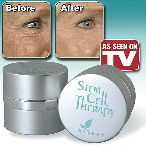 STEM CELL THERAPY CREAM BY BIOLOGIC 1oz JAR
