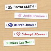 Woven Name Labels
