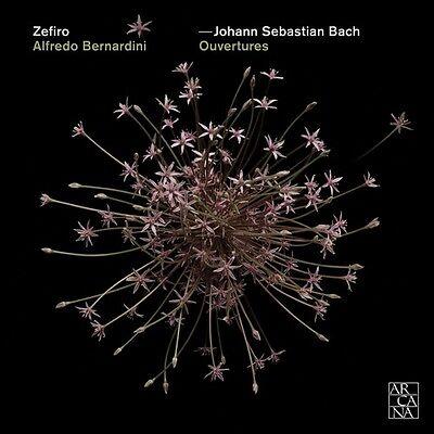 S.B. Bach / Zefiro / - Johann Sebastian Bach: Ouvertures [New CD]