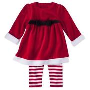 Newborn Christmas Dress
