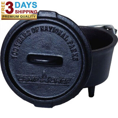 3/4Qt Seasoned Cast Iron Mini Dutch Oven, Create For The Best Quality