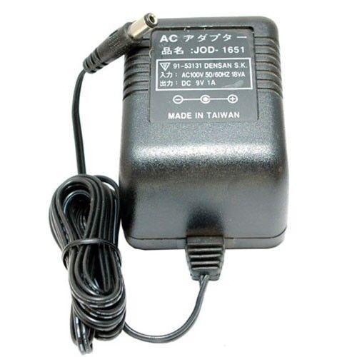 Wall Transformer 100/110 VAC input -> Output 9 VDC/1A  (20E004 )