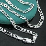 Sterling Silver Flat Chain