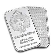 1 oz Silver Bar Scottsdale