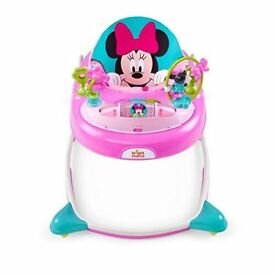 DISNEY MINNIE MOUSE BABY WALKER AS NEW