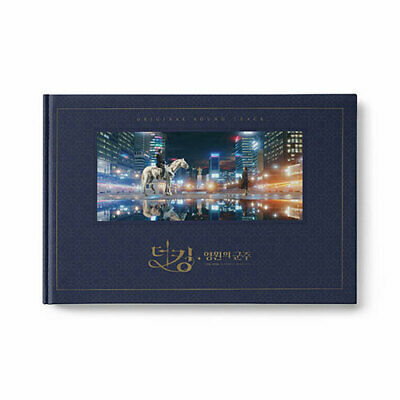 The King : Eternal Monarch OST 2020 Korea SBS Drama O.S.T 2CD+Photo Book SEALED
