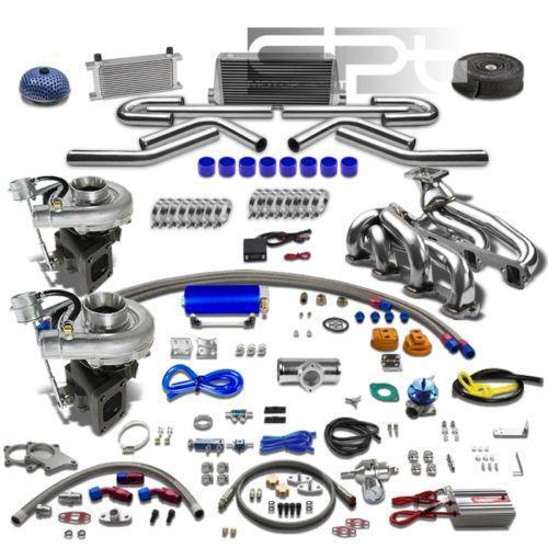 Ford 2 3 Garrett Turbo: Ford 2.3 Turbo Kit