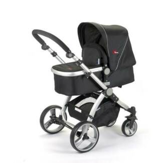 New 2in1 Mamakiddies Baby Pram Baby Stroller Jogger Carry Cot Auburn Auburn Area Preview