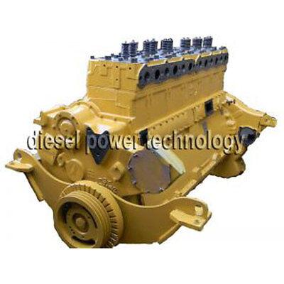 Caterpillar D8k Remanufactured Diesel Engine Extended Long Block Or 78 Engine