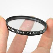 58mm Skylight Filter